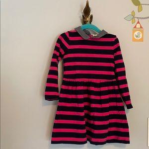 Baby Gap Striped Dress sz 4T